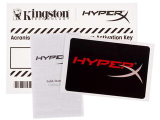 240 ГБ SSD M.2 накопитель Kingston HyperX Predator [SHPM2280P2/240G]