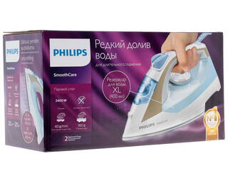 Утюг Philips GC3569/20 белый