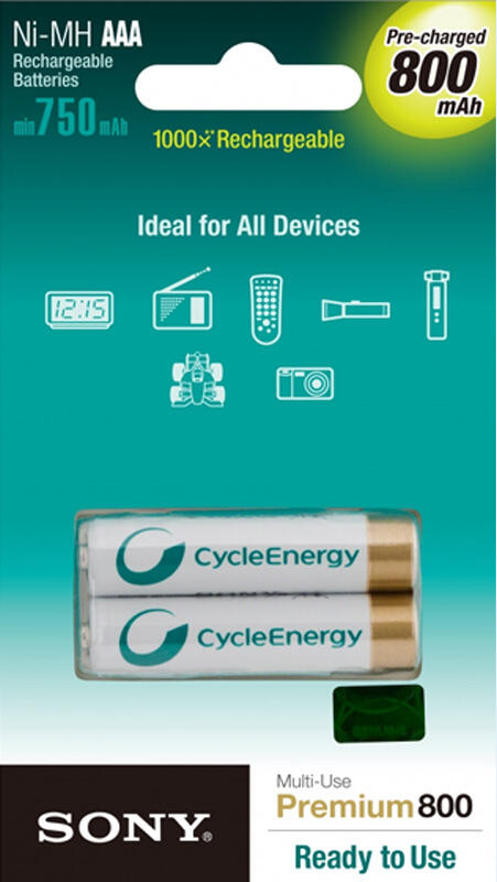 Sony cycle energy user guide