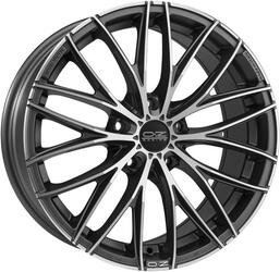 Автомобильный диск Литой OZ Racing Italia 150 8x17 5/120 ET 45 DIA 79 Matt Dark Graphite D.C.