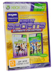 Игра для Xbox 360 Kinect Sports Ultimate Collection