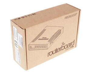 Коммутатор Mikrotik RouterBOARD RB260GSP