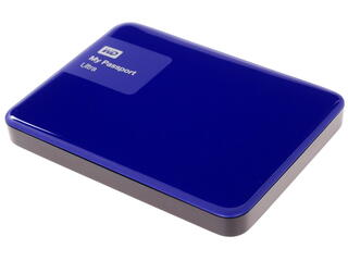 "2.5"" Внешний HDD WD My Passport Ultra WDBDDE0010BBL"