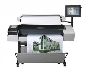 МФУ HP DesignJet T1200 HD PS