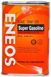 Моторное масло ENEOS SUPER Gasoline 5W30 OIL1358