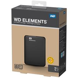 "2.5"" Внешний HDD WD Elements Portable [WDBU6Y0015BBK]"