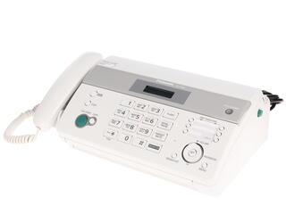 Факс Panasonic KX-FT982RUW