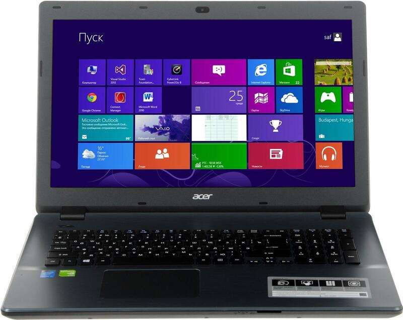 ACER ASPIRE E5-771G INTEL CHIPSET DOWNLOAD DRIVERS