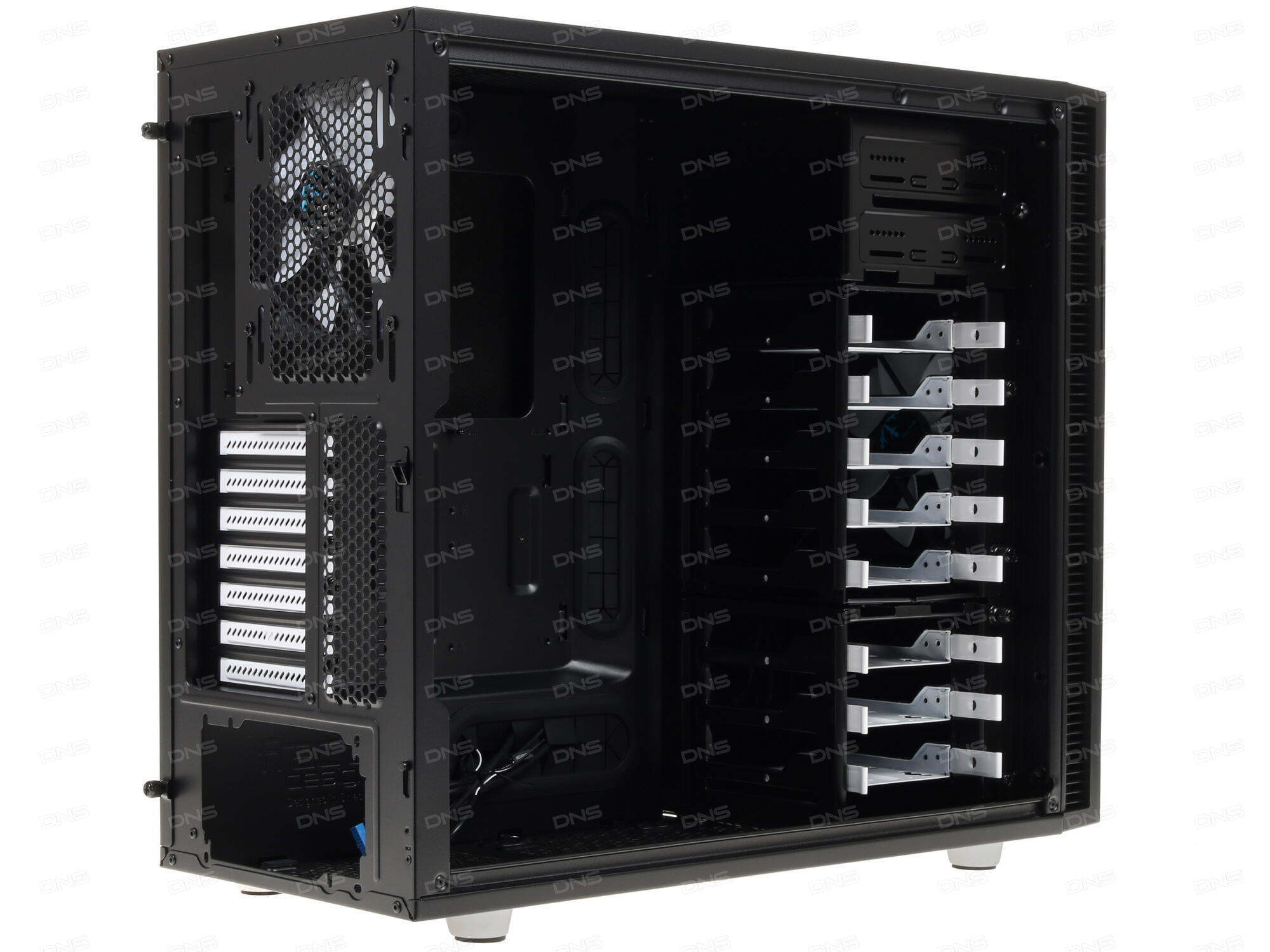 Корпус Fractal Design Core 1000 Black FD-CA-CORE-1000-USB3-BL