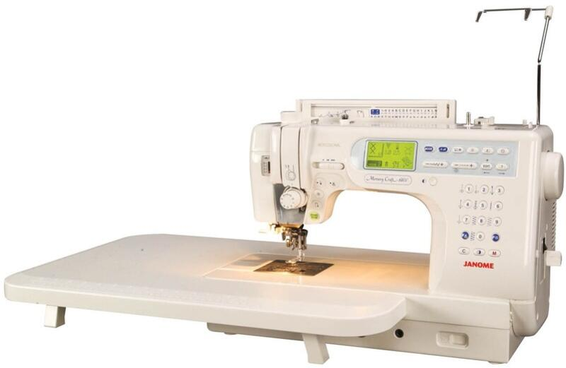 Janome memory craft for Janome memory craft 6600p